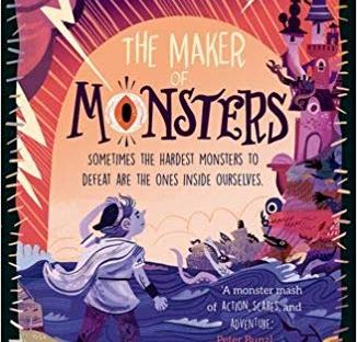 The Maker Of Monsters,' by Lorraine Gregory, illustrations